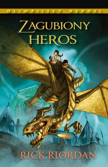 Zagubiony Heros - tom 1
