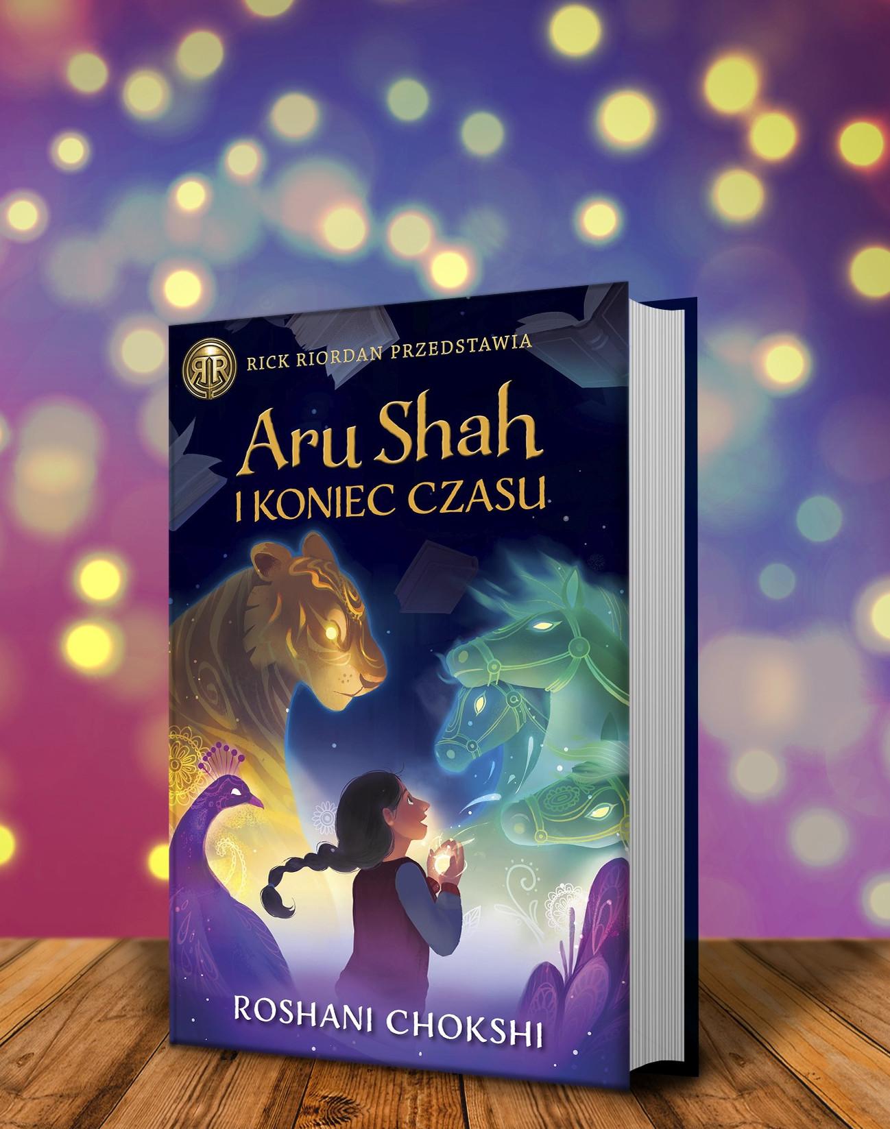 Aru Shah i koniec czasu